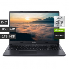 "LAPTOP ACER A315-57G-72CX I7-1065G7/8GB/1TB/2GB/15.6""/FREEDOS"