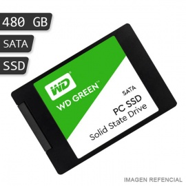 "DISCO SOLIDO WD 480GB GREEN 2.5"" SATA"