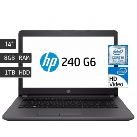 LAPTOP HP 240 G6 I5-8250U (4LA36LT)