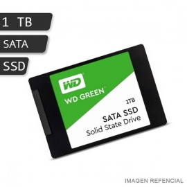 DISCO SOLIDO WD 1TB GREEN SATA