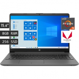 LAPTOP HP 15-GW0011LA R5-3500U/8GB/256SSD/W10